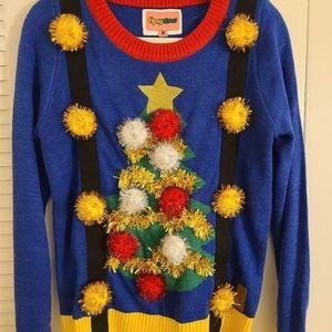 **LIKE NEW** Ugly Christmas Sweater